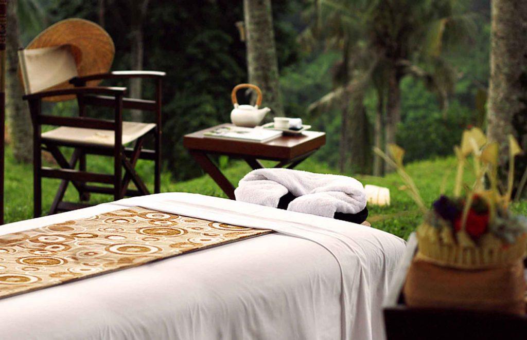 Ubud massage