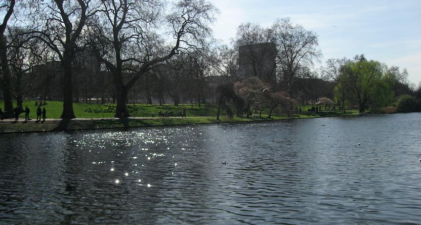 regent park london top 10