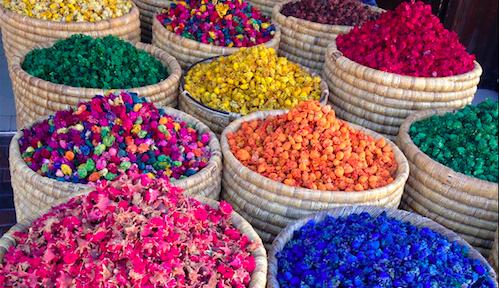 marrakech herboristerie