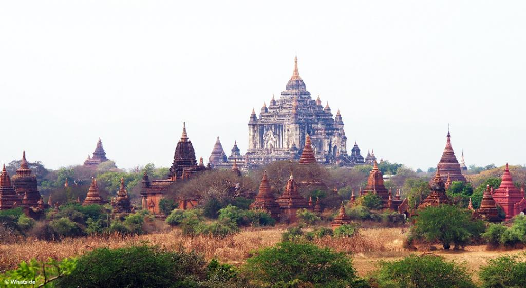 Stuppas - Bagan