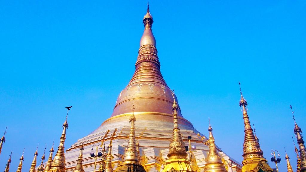 Pagode - Rangoon