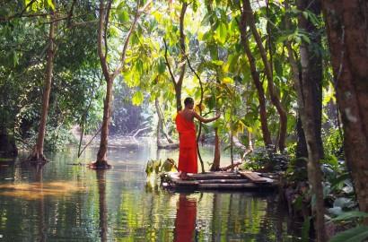 Moine - Luang Prabang