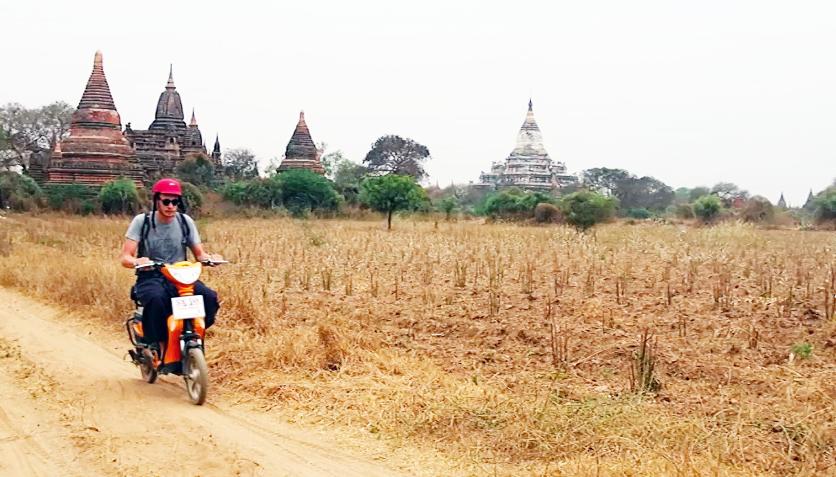 E-bike Bagan