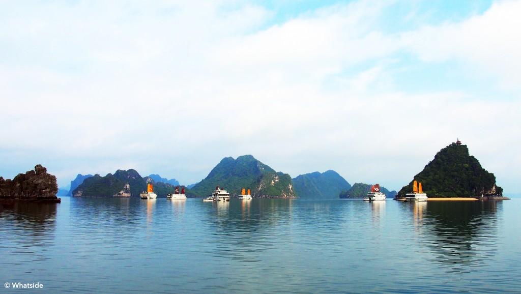Baie d'halong whatside