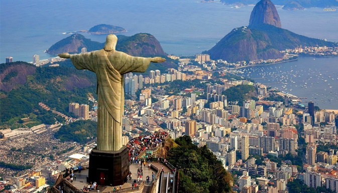 Christ redempteur 7 merveilles monde