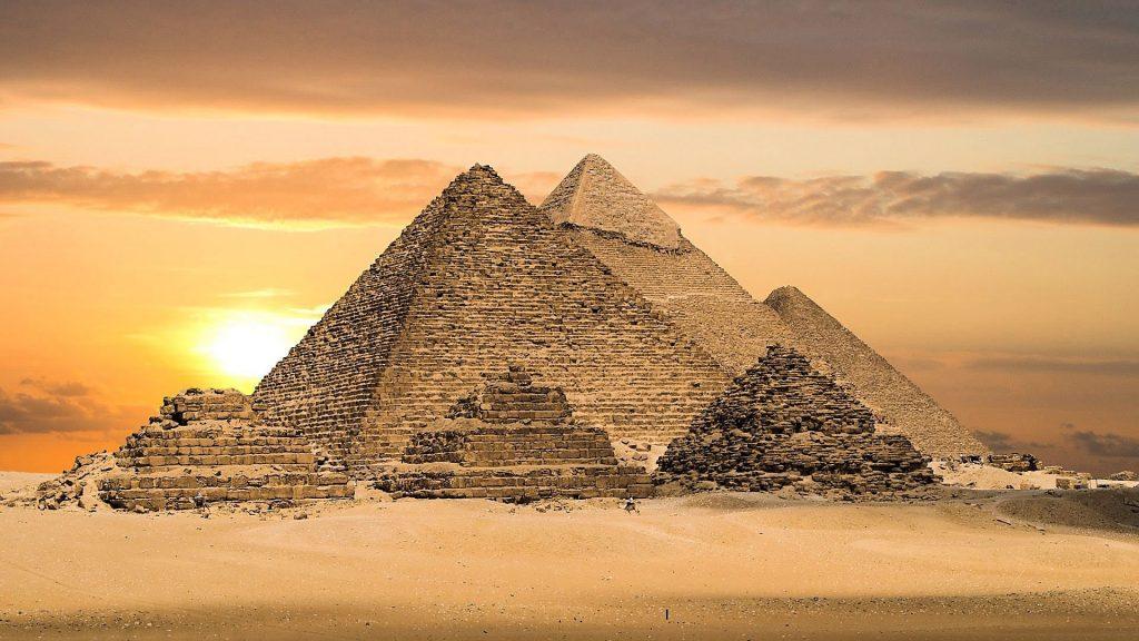 Pyramide Kheops merveille du monde