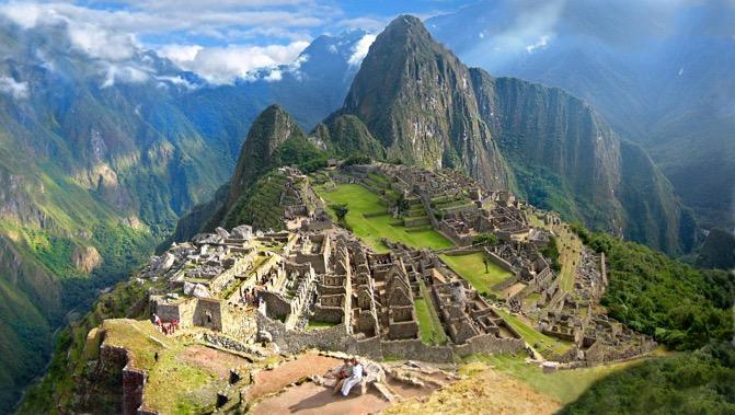 Machu Picchu 7 merveilles monde