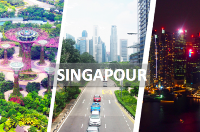 Singapour en photos
