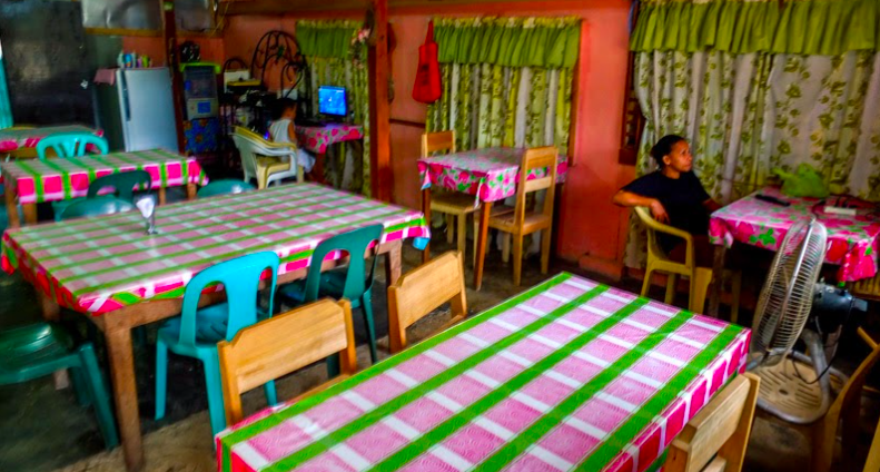 Gacayan Port Barton Philippines