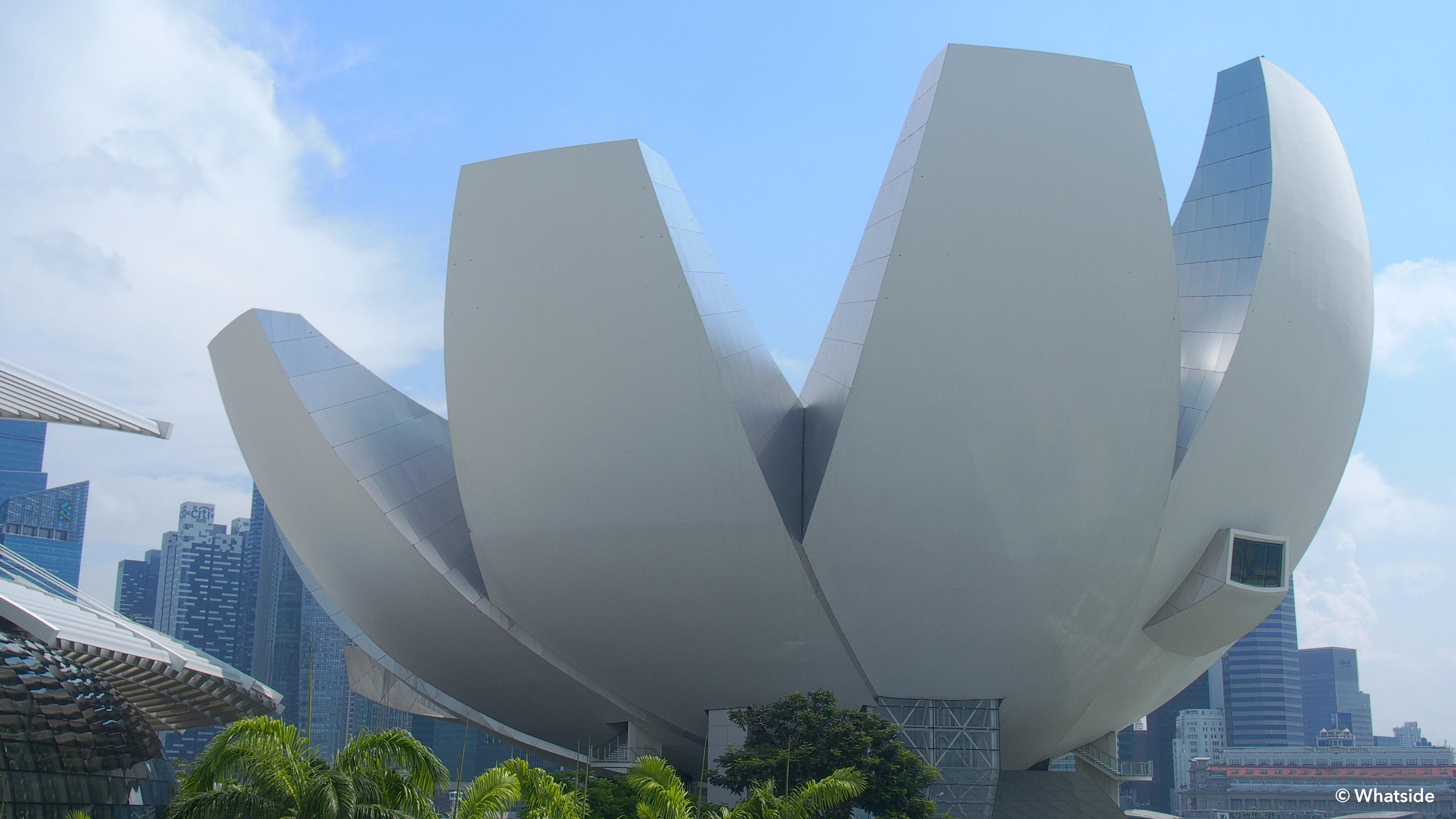 Musée des arts et des sciences - Singapour