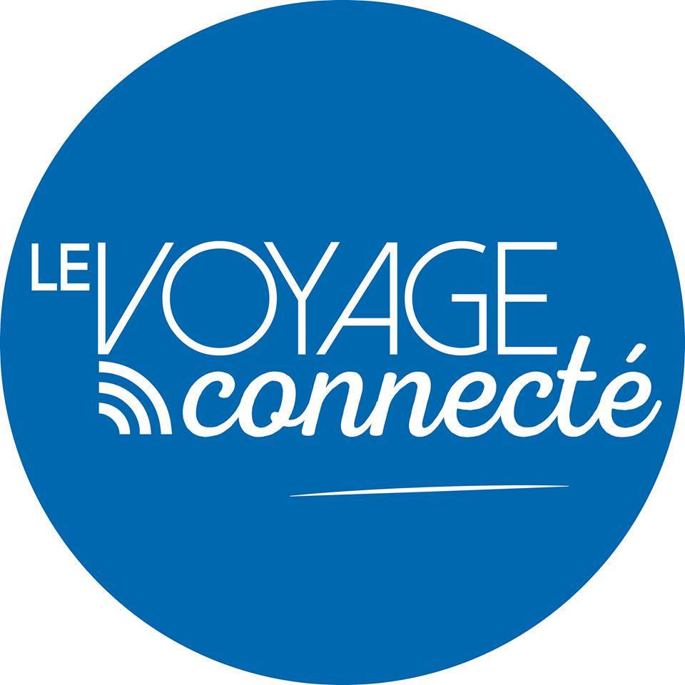 logo voyage connecté