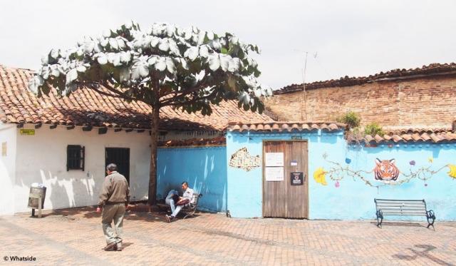 Place de Bogota