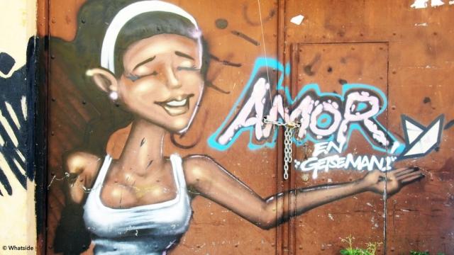 Les graffitis de Carthagènes
