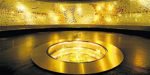 musée de l'or bogota
