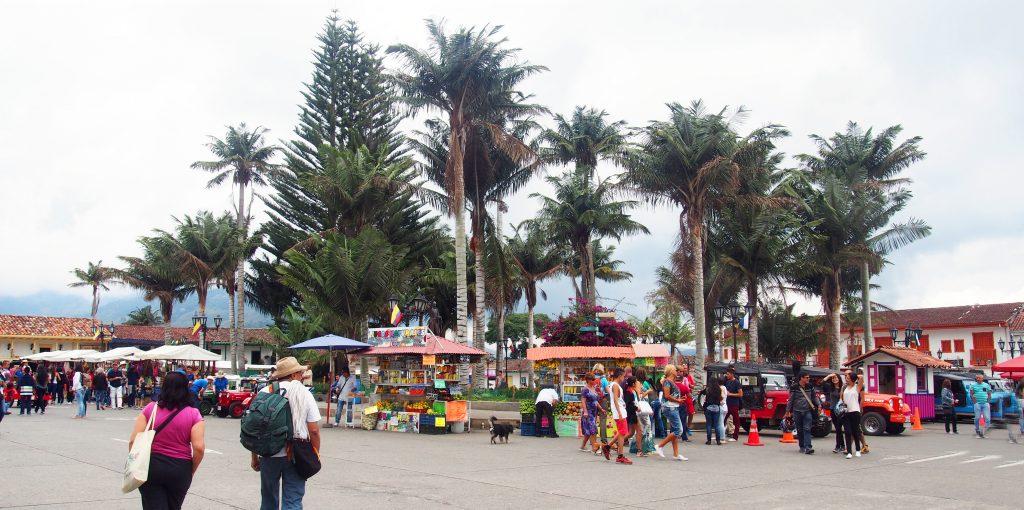 La Posada de la Plaza Salento