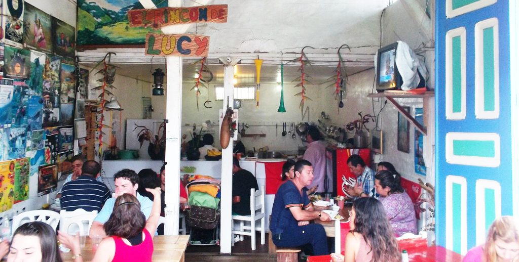 lucy restaurant salento