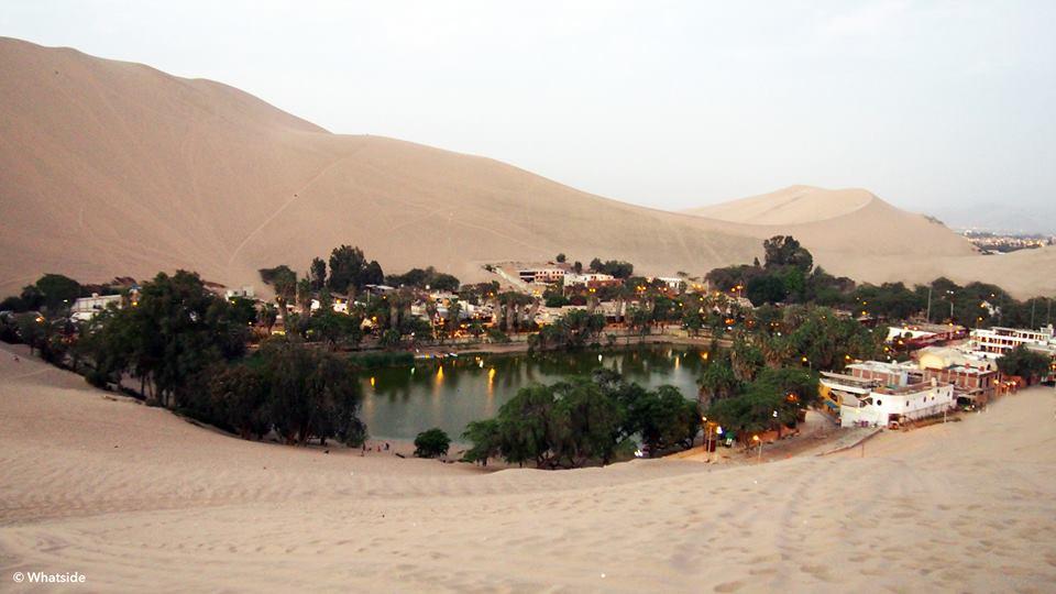 ica - oasis de huacachina