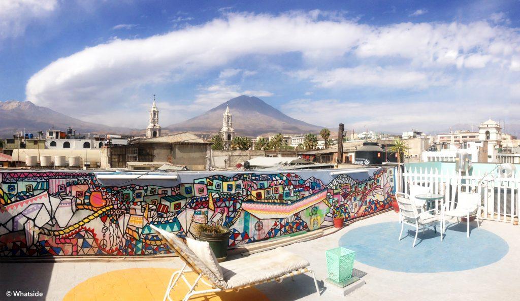 Arequipa - Hôtel Los Andes