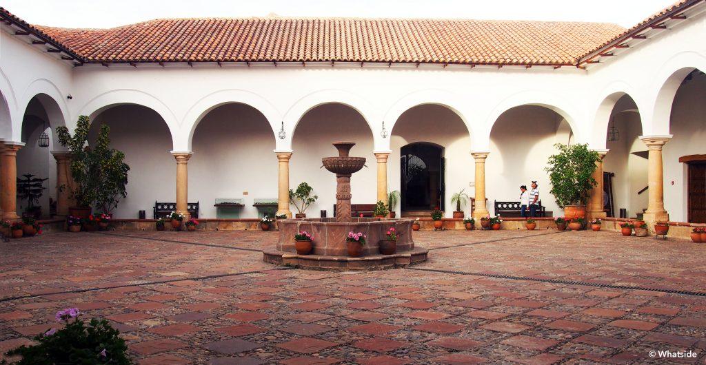 Casa de la libertad sucre musée