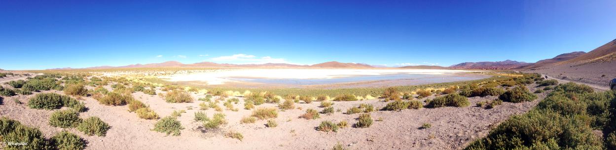Les paysages du Sud Lipez en Bolivie
