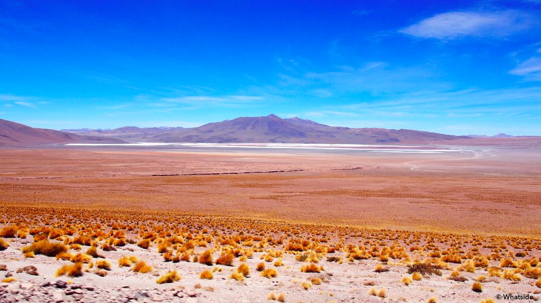 Les paysage du Sud Lipez en Bolivie