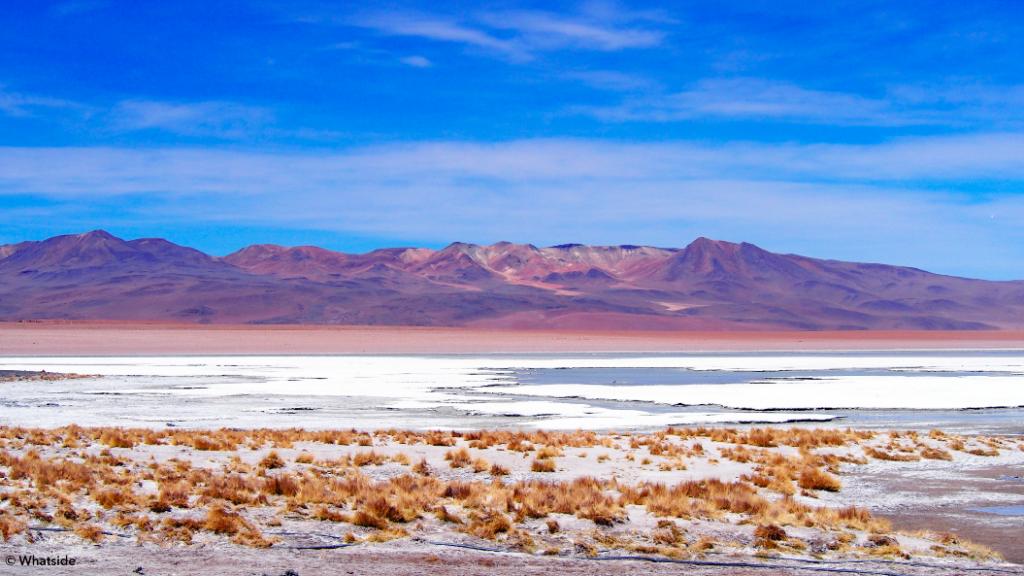 Paysage du Sud Lipez Bolivie