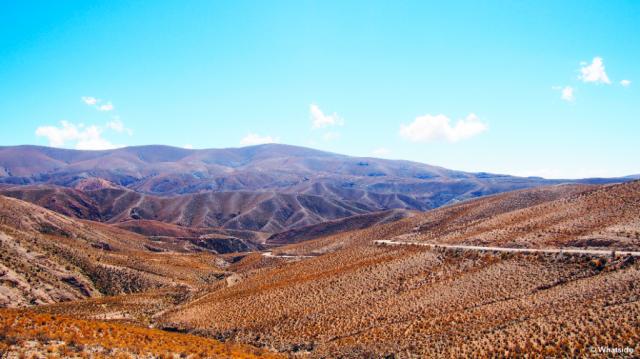 Les paysages lunaires de Bolivie