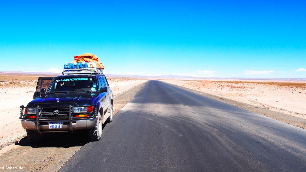 Sur la route du Salar de Uyuni et du Sud Lipez