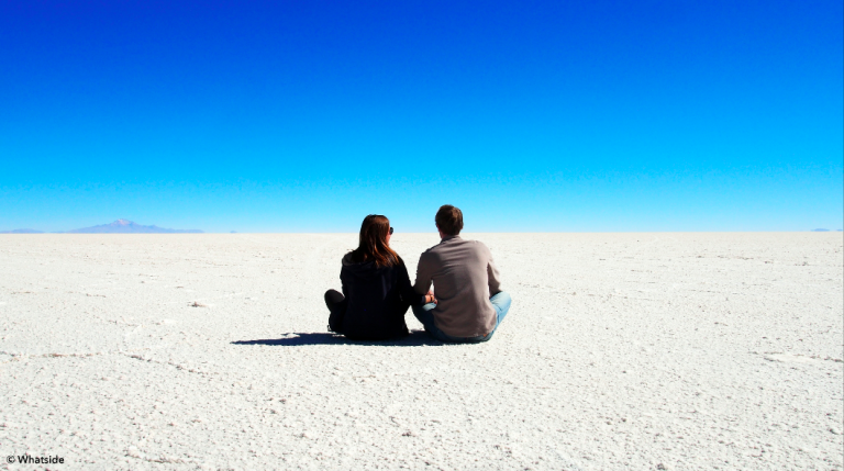 Salar de Uyuni - Bolivie