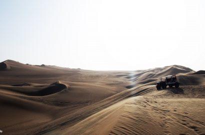 Ica - dunes de Huacachina