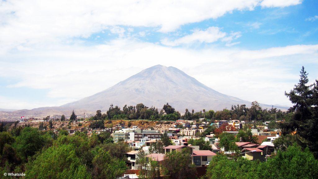 Arequipa - Mont Mitsi
