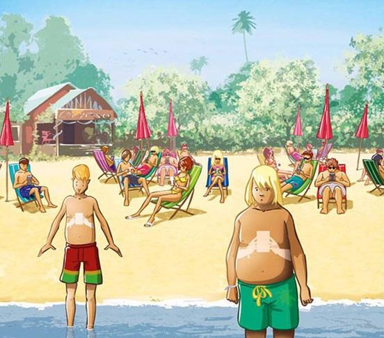 portable vacances