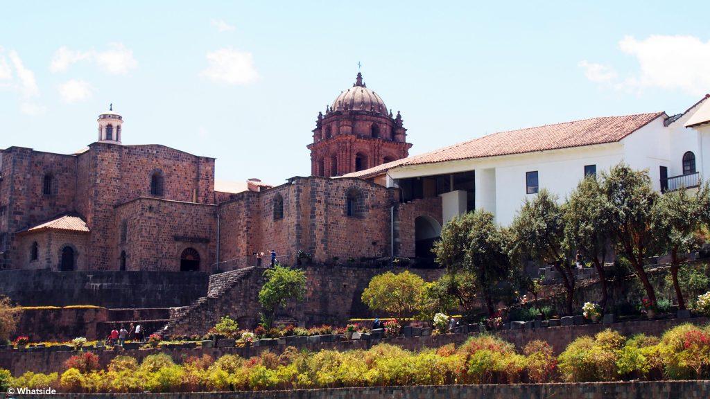 Couvent Santo Domingo cusco