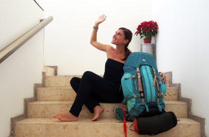 prévoir son sac de voyage