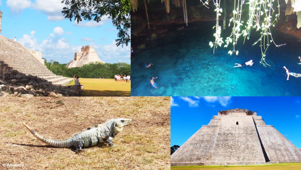 tour cenotes yucatan