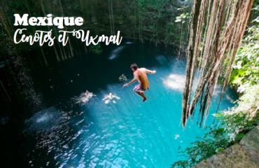 yacatan plus belles cenotes uxmal