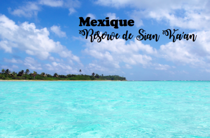 Réserve de Sian Kaan Mexique
