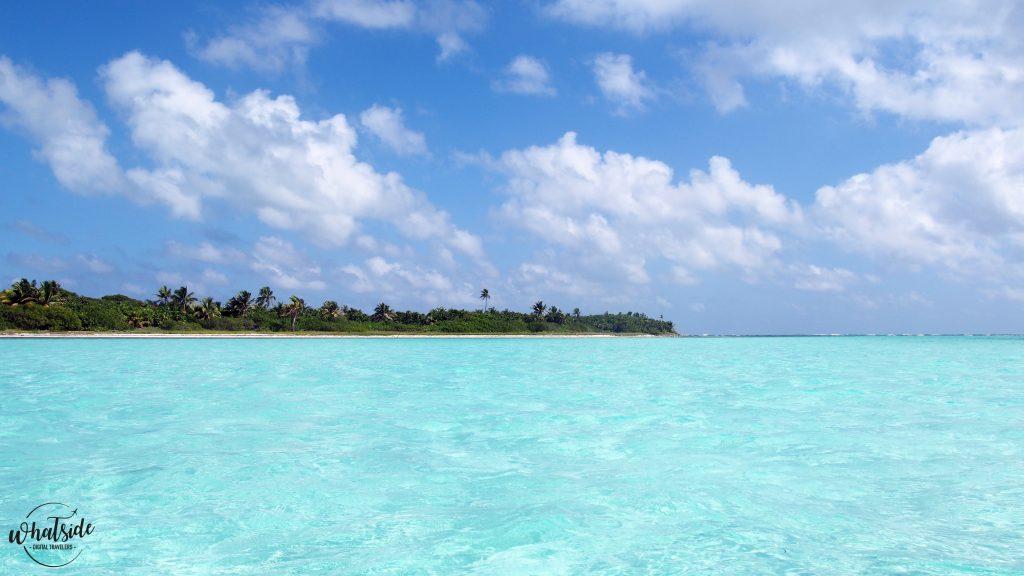 La piscine naturelle de Punta Allen Sian Ka'an