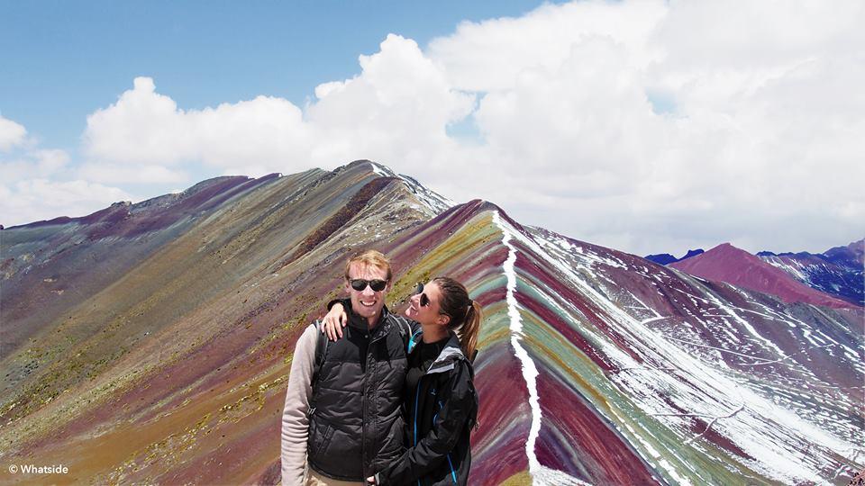 Rainbow Mountains Perou