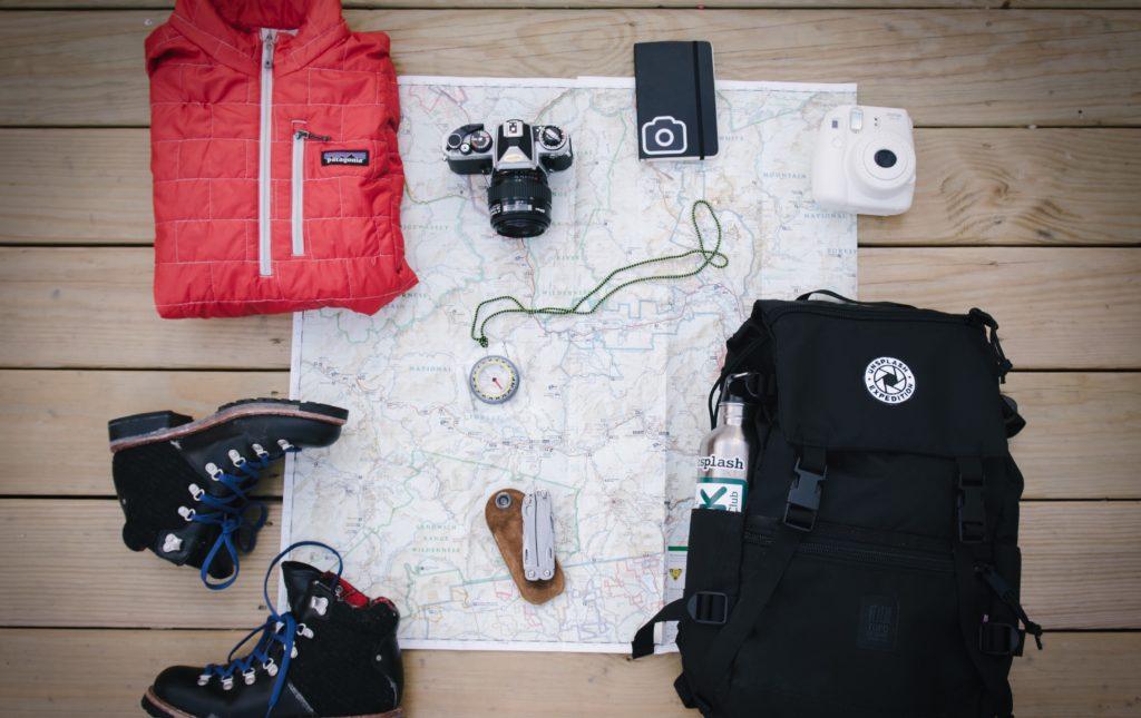 valise optimiser voyage